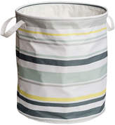 Honey-Can-Do Kids Collection Stripe Hamper