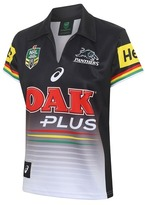Asics Penrith Panthers 2017 Women's Replica Home Jersey