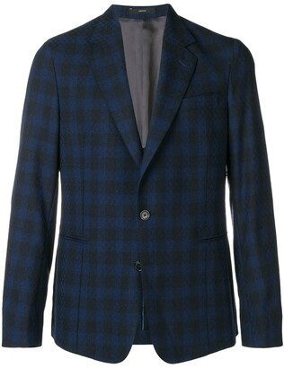 Paul Smith Checked Jacket