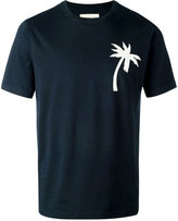 Universal Works palm tree patch T-shirt