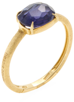 Marco Bicego Murano 18K Yellow Gold & Iolite Ring