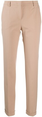 Incotex Tapered Leg Trousers
