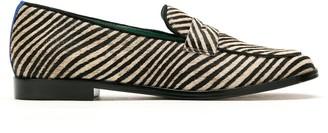 Blue Bird Shoes Penny Zefiro loafers