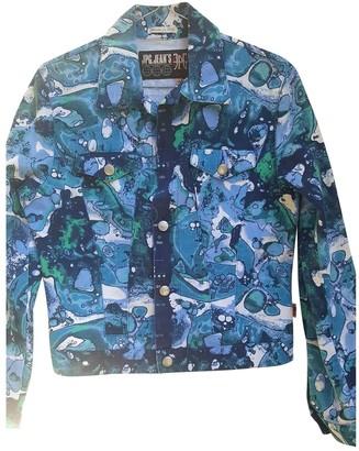 Jean Paul Gaultier Blue Cotton Jackets