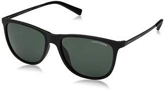 Armani Exchange A X Men's AX4047SF Square Asian Fit Sunglasses