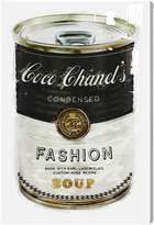 Oliver Gal Fashion Soup (High Gloss Canvas)