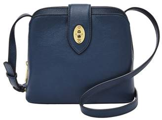 Fossil Lana Crossbody Handbags Black