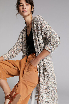 Pilcro And The Letterpress Pilcro Padma Space-Dyed Cardigan By in Assorted Size XS