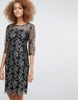Selected Brina Lace Midi Dress