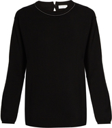 Brunello Cucinelli Round-neck cashmere sweater