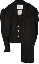 Vivienne Westwood Witch Jacket Black Size 40