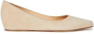 Gabriela Hearst Suede Point-toe Flats