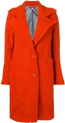 Eckhaus Latta Single Breasted Coat