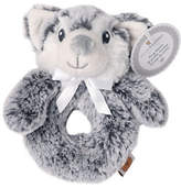 Piccolo Bambino Baby Ring Rattle Wolf
