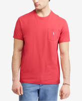 Polo Ralph Lauren Men's Big & Tall Jersey Pocket T-Shirt