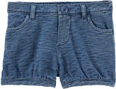 Osh Kosh Oshkosh Pull-On Shorts Toddler Girls