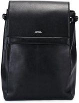 SANDQVIST 'Monica' backpack - unisex - Cotton/Leather - One Size