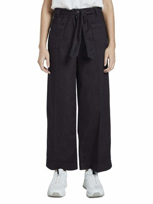 Tom Tailor Women's Jeans Culotte Trousers