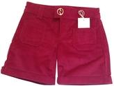 Gucci Cotton Shorts