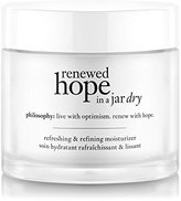 philosophy Renewed Hope in a Jar Refreshing and Refining Moisturizer for Dry Skin, 2 Ounce