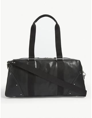 Rick Owens Leather gym bag