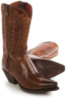 Dan Post Trish Cowboy Boots - Leather, Snip Toe (For Women)