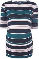 Dorothy Perkins **Maternity Stripe Long sleeve top