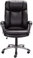 Serta at Home High-Back Leather Executive Chair