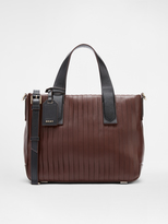 DKNY Pleated Tote