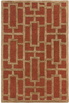 Artistic Weavers Arise Addison Hand-Tufted Rust Area Rug Rug