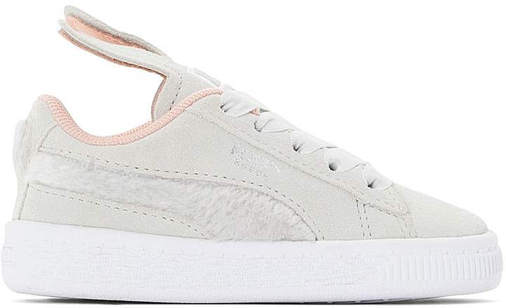 grand choix de cd83d f91a9 Suede Easter AC Inf Trainers