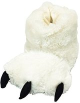 Polar Bear Paw Adult Slippers by Lazy One