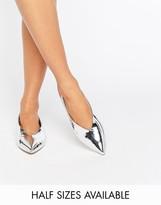 Asos LIANA Pointed Ballet Flats
