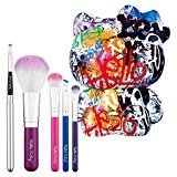 Hello Kitty Limited Edition Authentic SANRIO Graffiti 5-Piece Brush Set