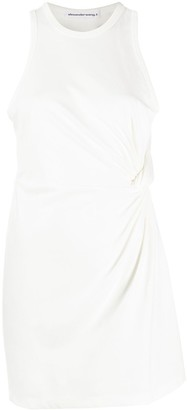 Alexander Wang Jersey Tank Mini Dress