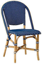 Sika Design A/S Sofie Outdoor Bistro Side Chair - Navy