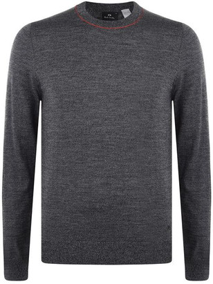 Paul Smith Tailoring Merino Crew Jumper