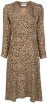 HVN Hoover silk dress