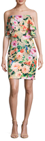 Alexia Admor Bandea Floral Print Sheath Dress