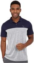 Puma Short Sleeve Tailored Platform Polo Men's Short Sleeve Pullover