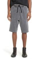 Drifter Men's Qi Drawstring Fleece Shorts