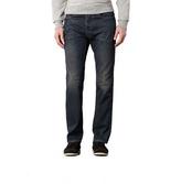 J By Jasper Conran Designer Dark Blue Tinted Straight Leg Jeans