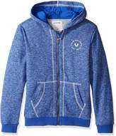 True Religion Big Boys' Marled French Terry Hoodie