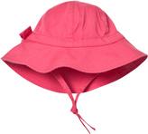 Petit Bateau Pink Sun Hat with Bow
