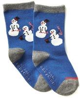 Gap Glow-in-the-dark festive socks
