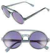 Derek Lam Women's 'Morton' 52Mm Sunglasses - Black Brown