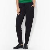 Ralph Lauren Cotton-Blend Drawcord Pant