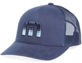 Travis Mathew Men's Trucker Hat - Blue