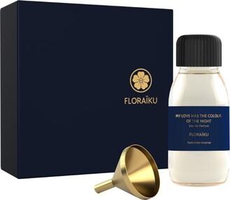 FLORAIKU My Love Has the Color of the Night Eau de Parfum (60ml)