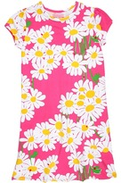 Lilly Pulitzer Zappos.com Exclusive Little Kelsea Printed Dress (Toddler/Little Kids/Big Kids) (Hotty Pink) - Apparel